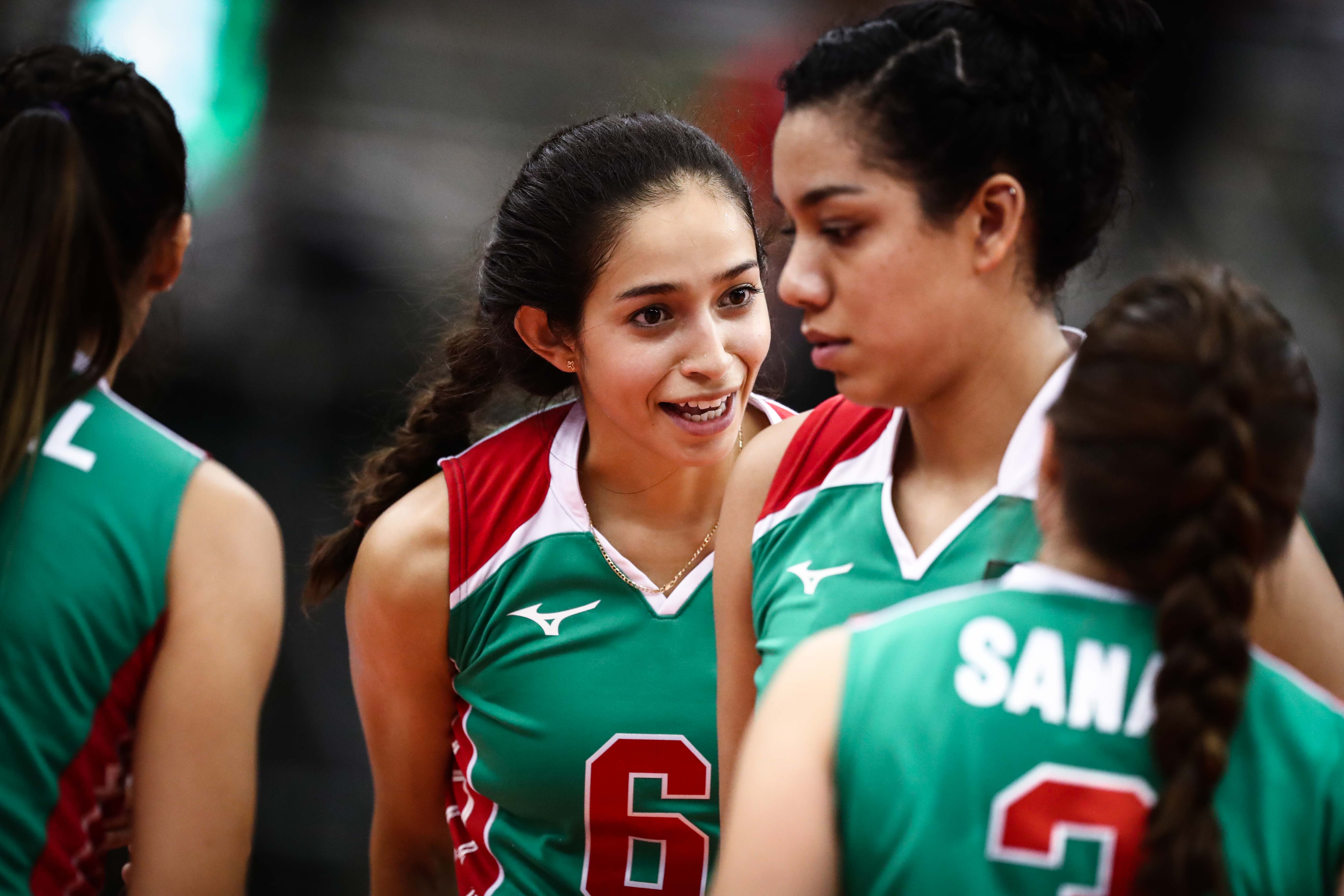 Overview Mexico Fivb Volleyball Women S World Championship Japan 2018